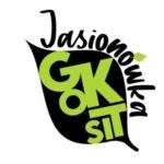 Logotyp Gminnego Ośrodka Kultury Sportu i Turystki w Jasionówce