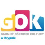 Logotyp Gminnego Ośrodka Kultury w Krypnie