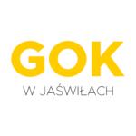 Logo typ Gminnego Ośrodka Kultury w Jaświłach